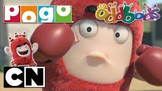 Meet Fuse | OddBods | Cartoon Network