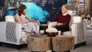 Felicity Jones Talks 'Star Wars' and 'Family Hunger Games'