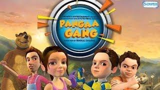 Pangaa Gang - Full Movie In 15 Mins - Animated Movie