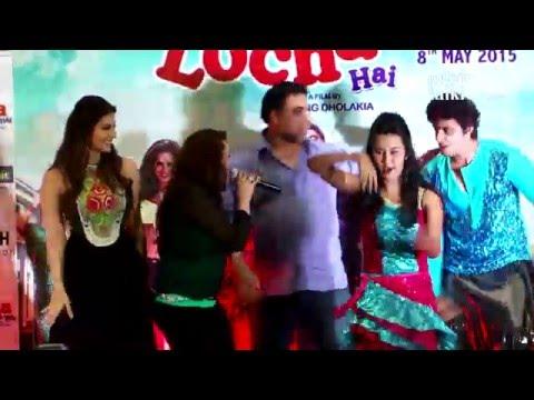 Sunny Leone & Ram Kapoor - Kuch Kuch Locha Hai Promotions