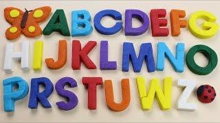 Abecadło alfabet po polsku dla dzieci z rysunkami - AbcZabawa