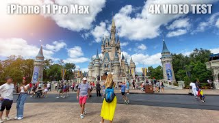iPhone 11 Pro Max Camera 4K Video Test!