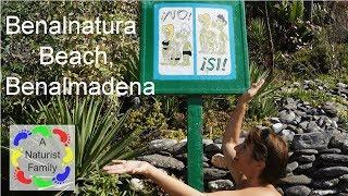 A Naturist Family #14 Benalnatura Beach, Benalmadena