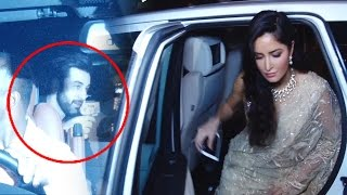 Katrina Kaif IGNORED Ex Ranbir Kapoor At Diwali Party 2016
