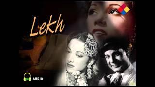 Yeh Kafila Hai Pyar Ka ...Lekh...1949 ... Singer ... Mukesh,Lata Mangeshkar.