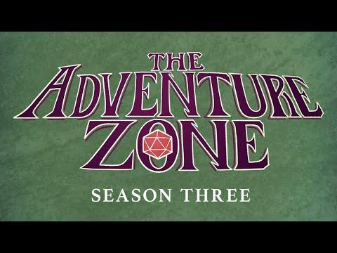 The Adventure Zone Season 3 Trailer