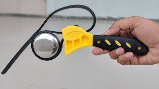 7 Useful Universal Spanner Wrench !