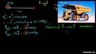 مکانیک نیوتونی ۱۸   تکانه یا اندازه حرکت