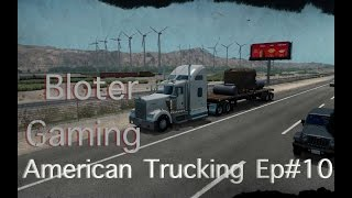 American Trucking Ep # 10 • Realistic Environment • + • HDR •
