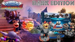 Skylanders Superchargers Dark Edition - Analysis