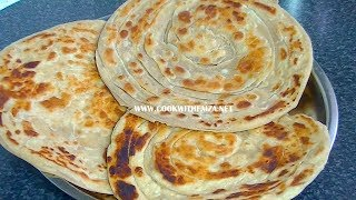 LACHHA PARATHA *COOK WITH FAIZA*