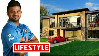 Suresh Raina Net Worth , IPL Salary, House, Cars , Family and Luxurious Lifestyle | 2017