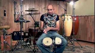 Roberto Serrano - BONGOS - Video Instruccional