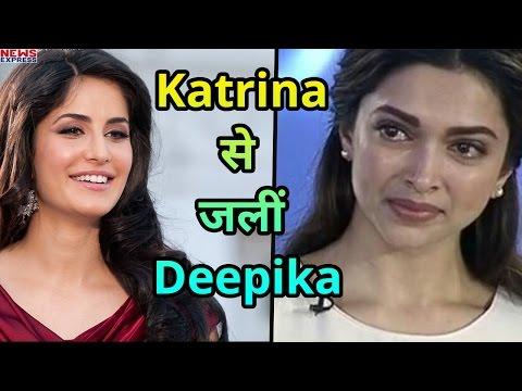 Xxx Mp4 आखिर क्यों Katrina Kaif से जल रहीं है Deepika Padukone 3gp Sex