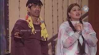 Best Of Tahir Noushad, Sajan Abbas and Tariq Teddy New Pakistani Stage Drama Full Comedy Clip