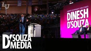 Liberty University Convocation: Full Address By Dinesh D'Souza