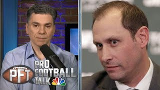 Adam Gase makes memorable first impression with Jets | Pro Football Talk | NBC Sports