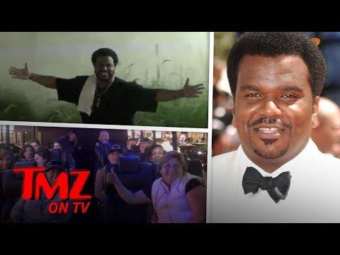Xxx Mp4 Funny Guy Craig Robinson Has No Time For Fans TMZ TV 3gp Sex