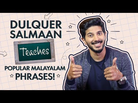 Xxx Mp4 Dulquer Salmaan Teaches Popular Malayalam Phrases Bollywood Pinkvilla 3gp Sex