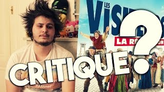 LES VISITEURS 3/ HIGH RISE - CRITIQUE
