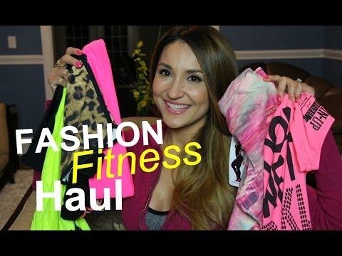 Fit Friday: Fashion Fitness Haul (Roupas de Academia)