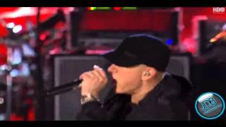 Eminem - The Concert For Valor - (Full Performance) Part 2