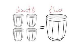 اعرف ذكا رمضان بي احسن رسم في العلم  لذيذ جد