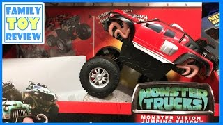 Monster Trucks Movie Toys - Official Movie Toys - Paramount Nickelodeon Movie Toys - Monster Trucks