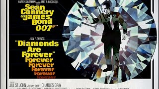 1971 - James Bond - Diamonds are forever: title sequence