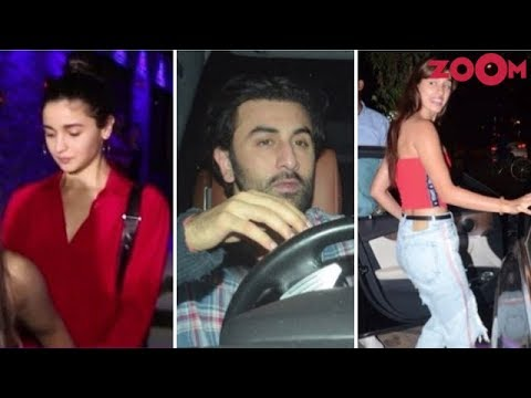 Xxx Mp4 Alia S Red Hot Avatar Ranbir Sports A Checkered Shirt Disha Slays In A Torn Jeans More 3gp Sex