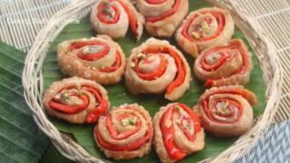 বাহারী খাজা / গজা || Bangladeshi Bahari Khaja Recipe