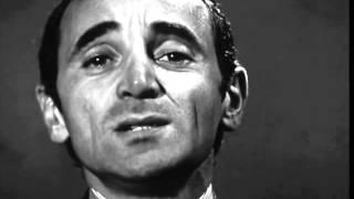 Charles Aznavour   Hier encore