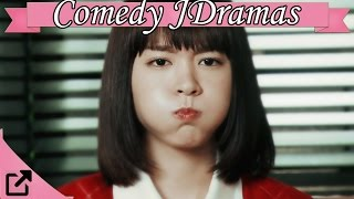 Top 10 Comedy JDramas 2017 (All The Time)