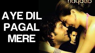 Aye Dil Pagal Mere - Naqaab | Urvashi Sharma | Sunidhi Chauhan | Pritam