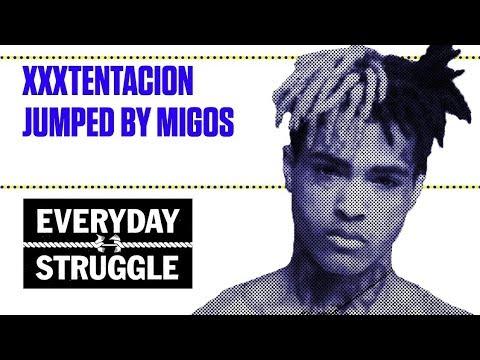 Xxx Mp4 XXXTentacion Jumped By Migos Everyday Struggle 3gp Sex