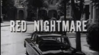 Jack Webb | Red Nightmare (1962) [Drama]