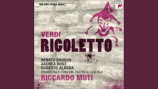 Rigoletto: Bella figlia dell'amore