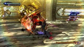 Bayonetta 2 - A Remembrance of Time: Belief Battle (Umbra Climax, Wicked Weave) Rakshasa Action WiiU