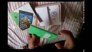 Unboxing Nokia Lumia 730