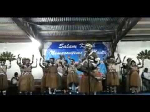 Download Lagu The Kamoro Timika Customary Dance MP3