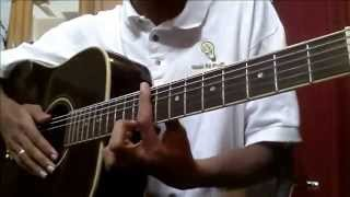 The Guitar in Bangla episode 3 : Notes Along the Fretboard and Tuning