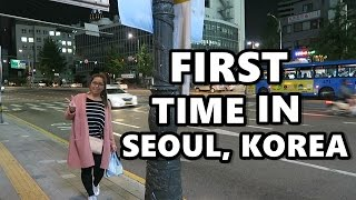 My FIRST TIME in SEOUL KOREA! (Sept. 20, 2016) - saytioco