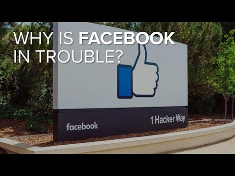 Xxx Mp4 Why Is Facebook In Trouble CNET News 3gp Sex