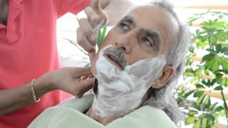 ASMR Turkish Barber Shave