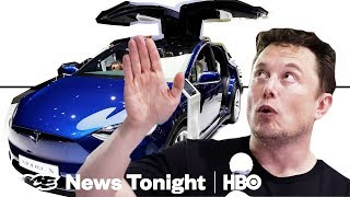 Tesla Fraud & Tim Cook Talks Apple: VICE News Tonight Full Episode (HBO)