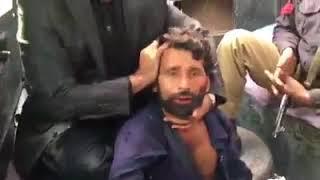 Zainab ka katil akhir pkra gya .........pori Pakistani kom iska katal chahti ha