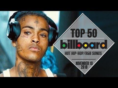 Top 50 • US Hip-Hop/R&B Songs • November 10, 2018 | Billboard-Charts