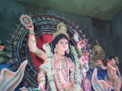 Tehatta Jagadharti Puja 2016 at new edittion
