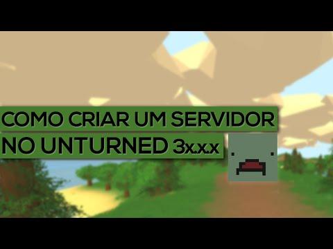 COMO CRIAR UM SERVIDOR NO UNTURNED 3.x.x.x (VIA HAMACHI)
