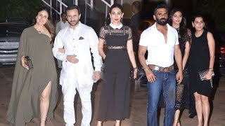 Reema Jain Late Night Party Full Video HD -Pregnant Kareena Kapoor,Saif Ali Khan